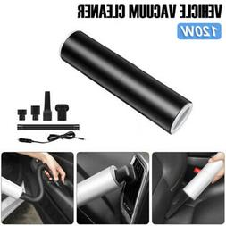 12V Car Vacuum Cleaner Portable Auto Bagless Handheld Wet &