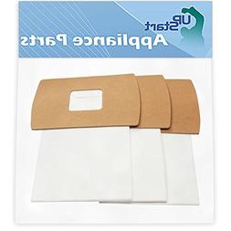 9 Replacement Type BB Buster B Vacuum Bags with 1 Micro Vacu
