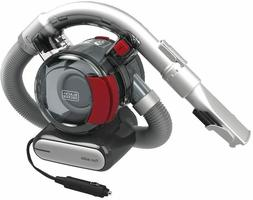 BLACK+DECKER Flex Car Vacuum, 12V Corded