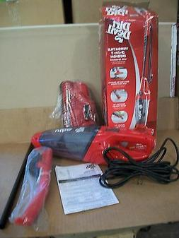Dirt Devil - Vibe Bagless 3-in-1 Handheld/stick Vacuum - Red