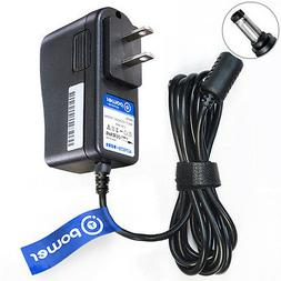 T-Power  Ac Dc Adapter Charger Compatible with 12 Volt Black