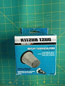 Black & Decker HVF91 Dust Buster Washable Replace Filter For