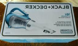 Black and Decker 16V Powerful Lithium Hand Vacuum CHV1410L32