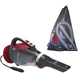 Black & Decker Dustbuster Portable 12V Auto Vacuum in Orange
