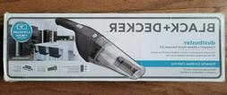 Black and Decker Lithium Hand Vacuum Dustbuster, HNV220BCZ00