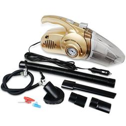 Car 4 in 1 Car Vacuum Cleaner Portable Handheld Multi-Use Du