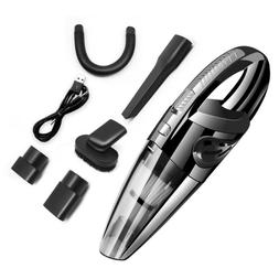 Car Handheld Vacuum Cleaner Wet Dry Suction Mini Auto Dust B
