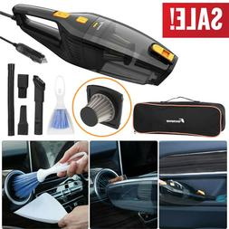 Car Vacuum Cleaner Powerful Suction Handheld Dust Busters Au