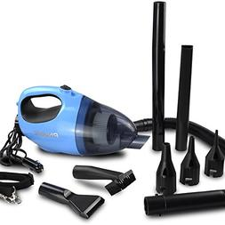 Car Vacuum Cleaner ,PHISINC 9 in 1 Handheld 9 in 1 Blower Cl