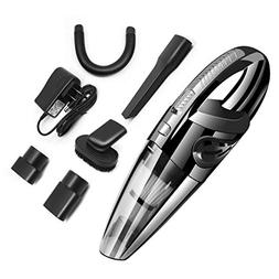 Hand Held Car Cordless Vacuum Cleaner, Powerful Portable Dus