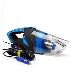LEAJIA Handheld Car Vacuum Cleaner 120W,12V Portable Mini We