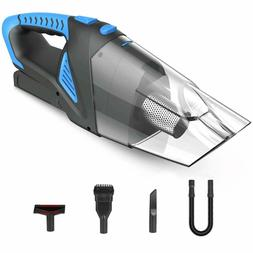 Handheld Vacuum Cordless Dust Buster Portable Wet Dry Pet Ha