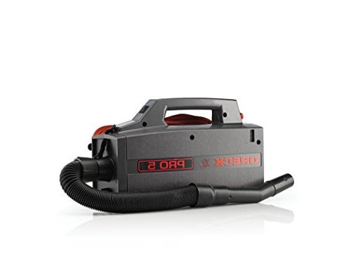 Pro Compact Canister Vacuum, 30' Cord