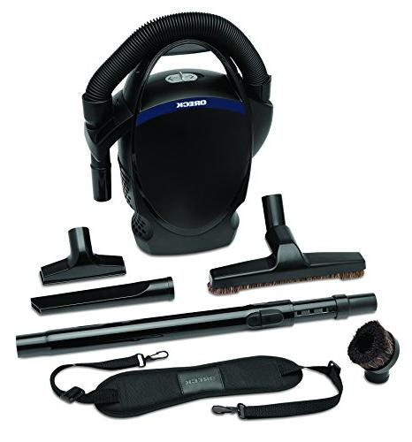 Oreck Handheld Canister Bundle With Handheld Brush,