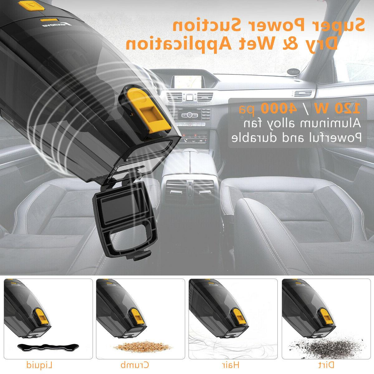Car Suction Handheld Busters Auto Cleaner