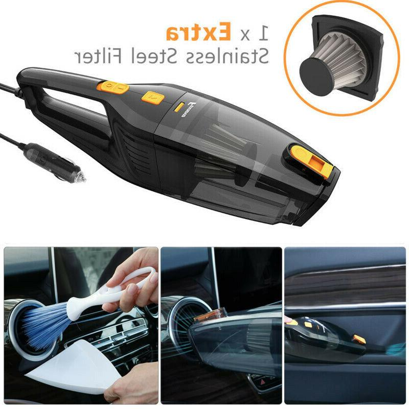 Car Vacuum Suction Dust Busters Auto