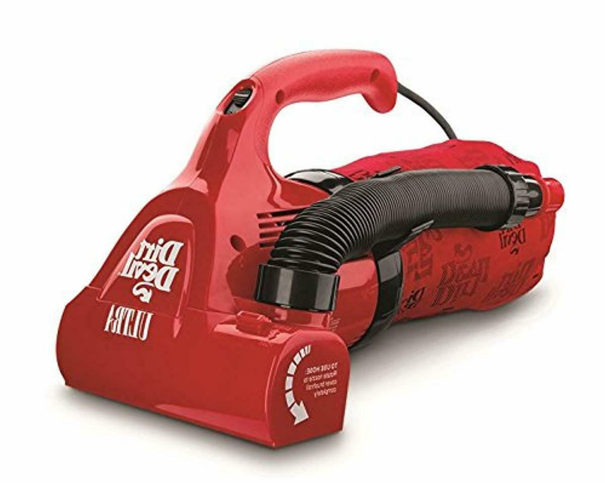 dirt devil hand vacuum cleaner ultra corded