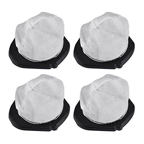 Replacement Part# XF769 KEEPOW 4 Pack Dust Cup Filters for Shark Cordless Hand Vac SV780 SV75Z XSB726N