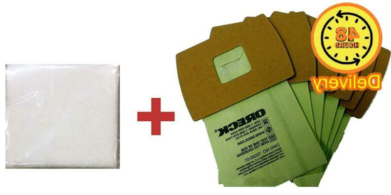 genuine xl buster b canister vacuum bags