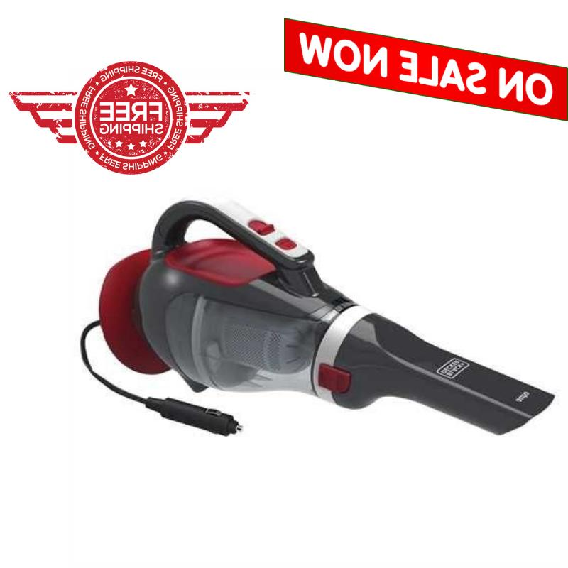 hand vacuum automotive dust buster cordless portable