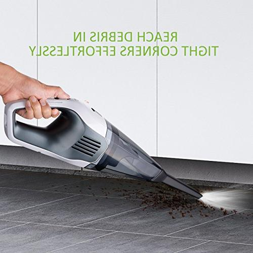 Hand Cordless Handheld Vacuum, Vac Cordless Vacuum Wet for Home Pet Dust Car Cleaning