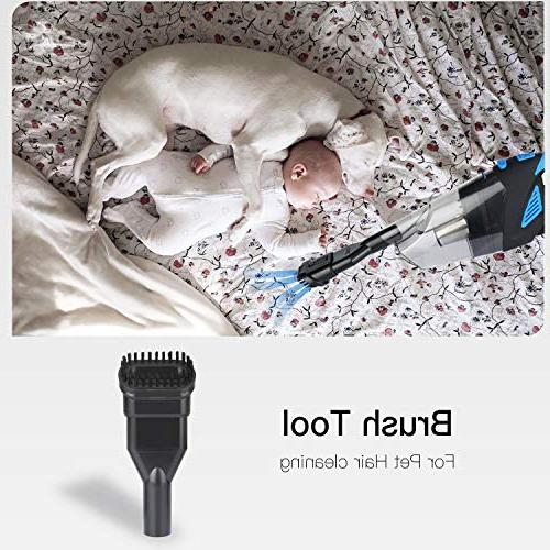 Handheld Buster Portable Pet Hand for Home Car Cleaning, 120W Cyclone