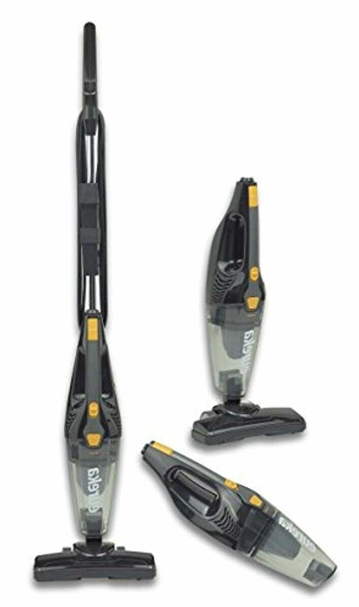 Eureka Swivel Lightweight Stick Vacuum Cleaner Black
