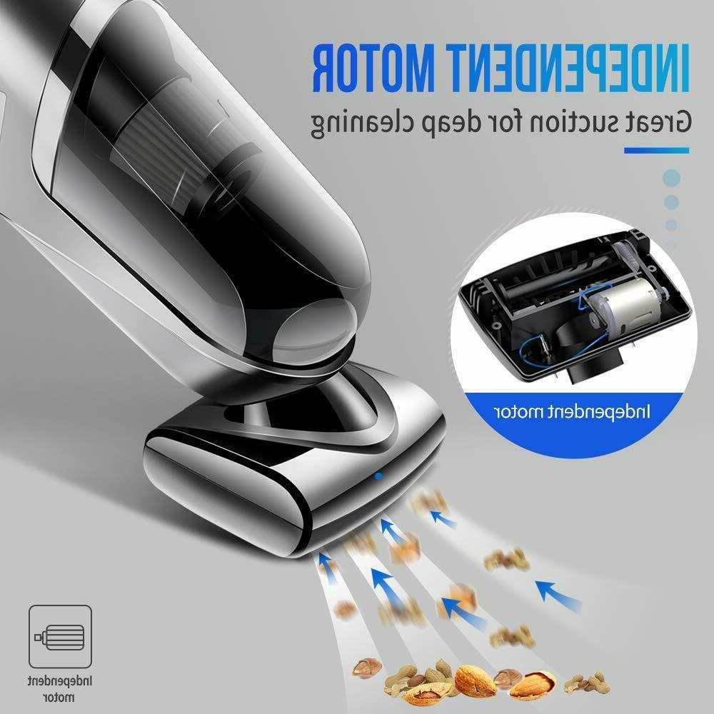 New Vacuum Cleaner Wet Dry Strong Home Use