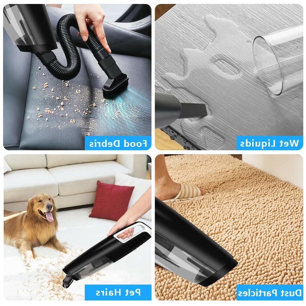 BOLWEO Cleaner Cordless Dust 7KPA Home