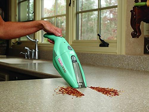 Dirt Quick Power 7.2V Cordless Hand Vac