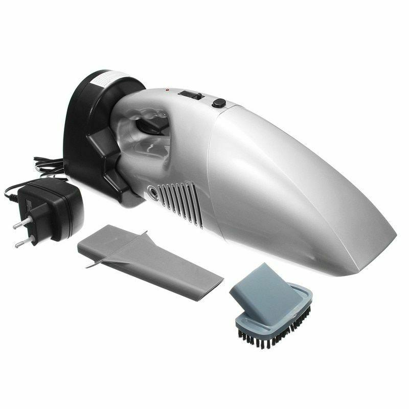 rechargeable handheld vacuum cleaner portable cordless dust