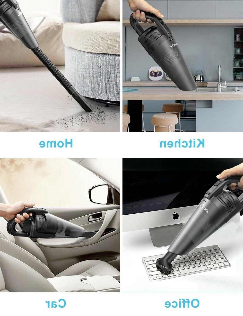rechargeable lightweight cord free dust busters