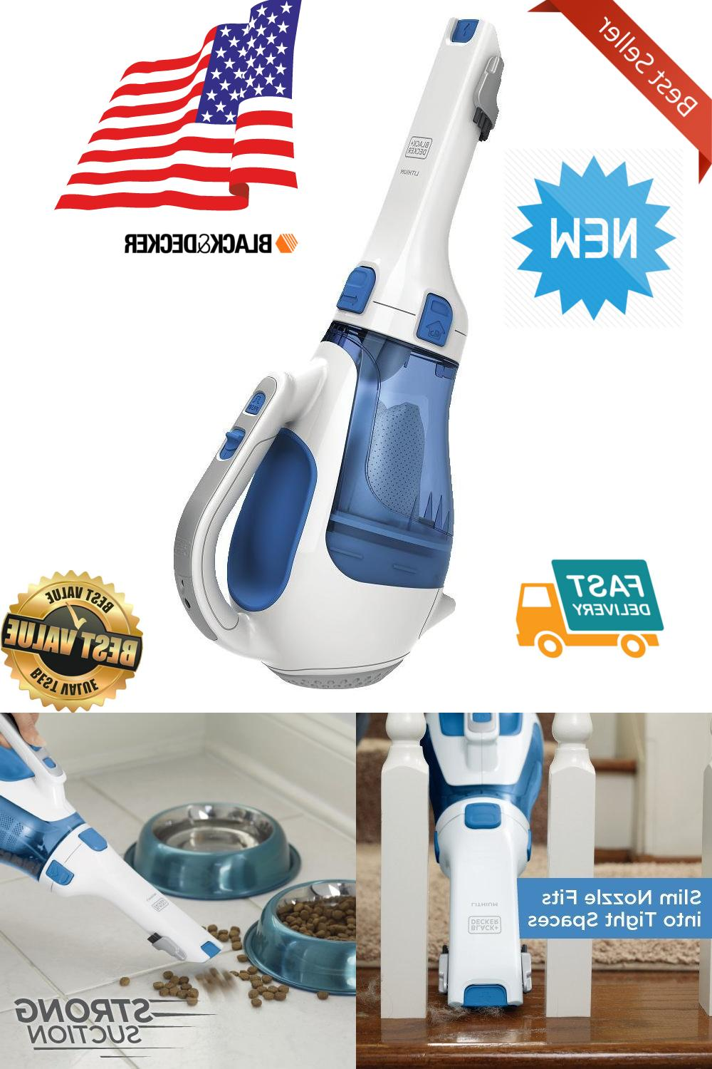 rechargeable portable home car pet dust buster