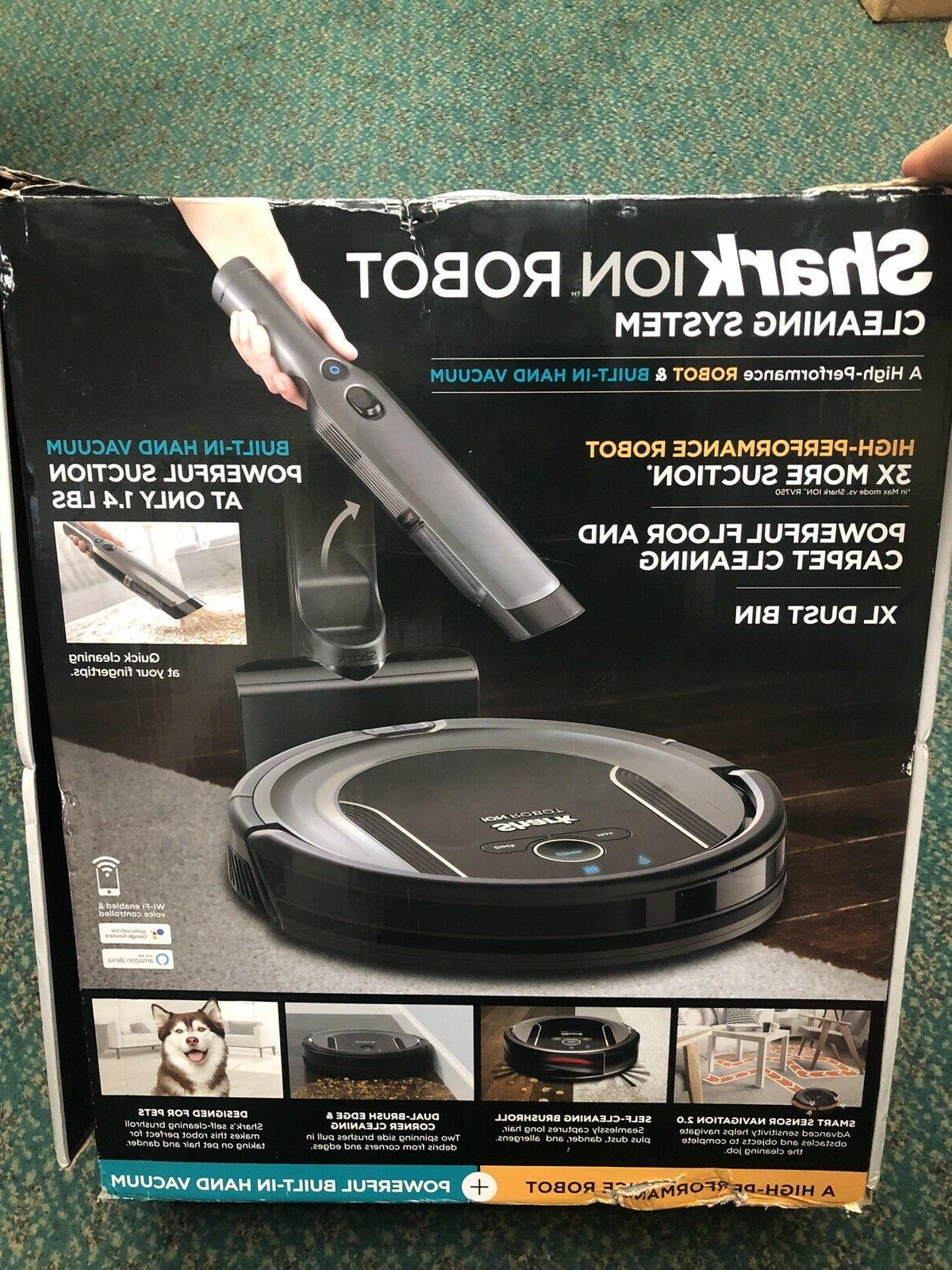 robot cleaning system s87