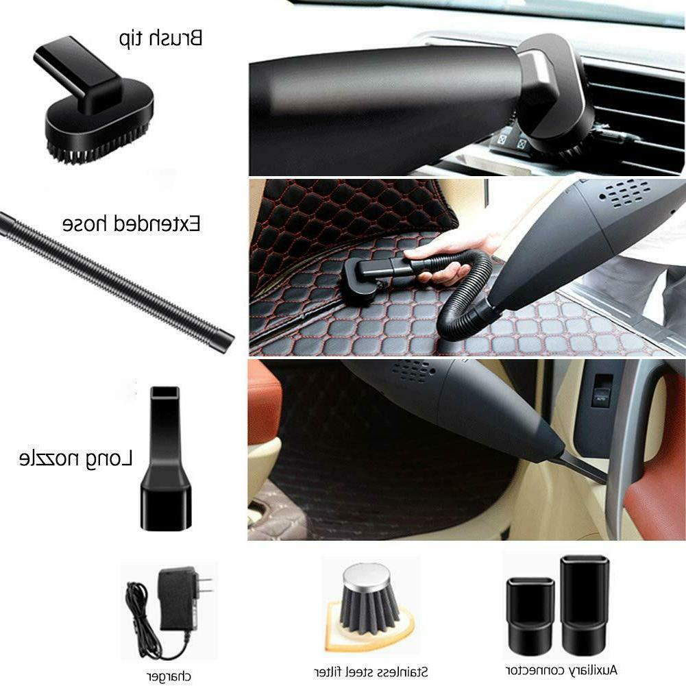 Wireless Cleaner Car Cleaning Kit