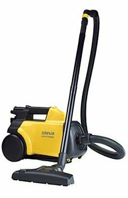 Mighty Mite 3670G Corded Canister Vacuum Cleaner Yellow Pet,