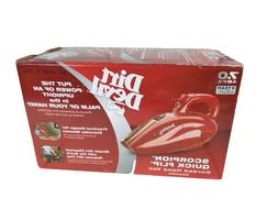 New NIB Dirt Devil Scorpion Quick Flip Handheld Vacuum SD200