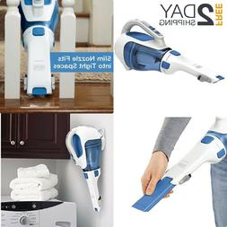 New Portable Rechargeable Home Car Pet Dust Buster Cordless