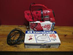 Pre Owned DIRT DEVIL HAND VAC Model 08100 With Attachment Ki
