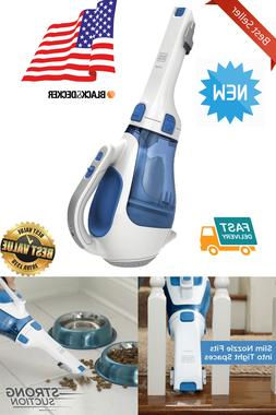 Rechargeable Portable Home Car Pet Dust Buster Cordless Hand